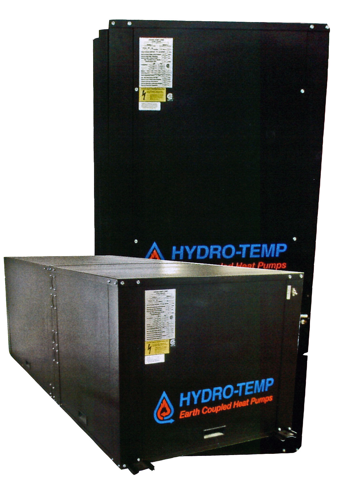 Hydro Temp Geothermal Heat Pumps #B53516